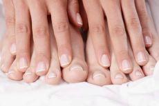 способы лечения ногтей