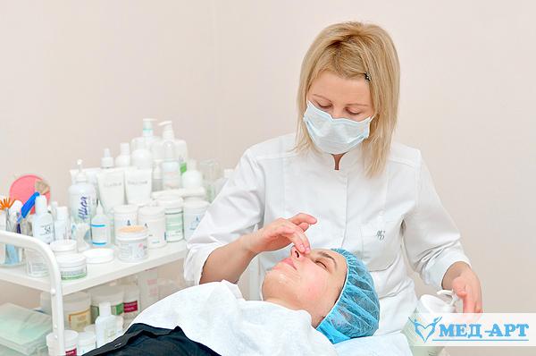 врач косметолог, Профессиональная Косметология