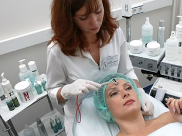 Курс лечения дарсонвалем лечение кожи