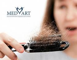 Лечение выпадения волос!
